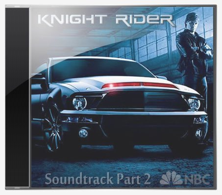 Soundtrack Knight Rider 2008